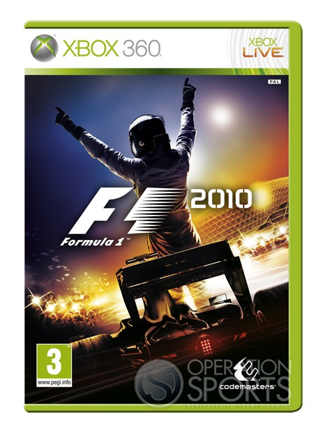 F1 2010 Screenshot #6 for Xbox 360