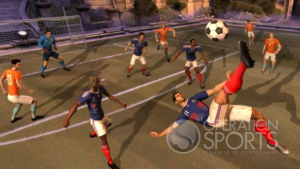 Pure Football Screenshot #1 for Xbox 360