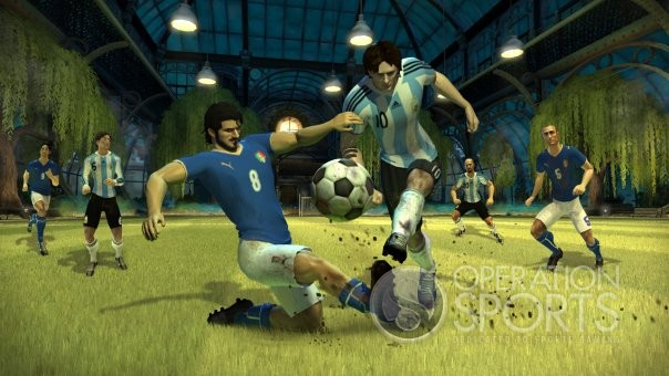 Pure Football Screenshot #3 for Xbox 360