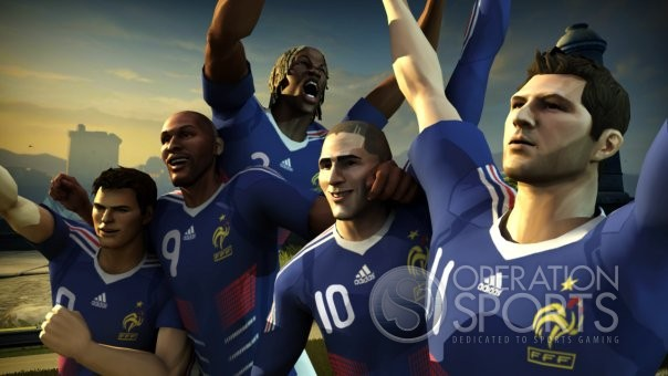 Pure Football Screenshot #4 for Xbox 360