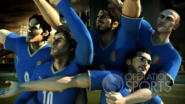 Pure Football Screenshot #5 for Xbox 360