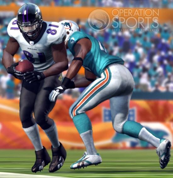 Madden NFL 11 Screenshot #1 for PS3