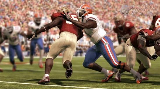 NCAA Football 11 Screenshot #2 for Xbox 360