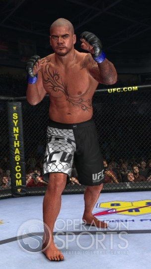 UFC Undisputed 2010 Screenshot #39 for Xbox 360