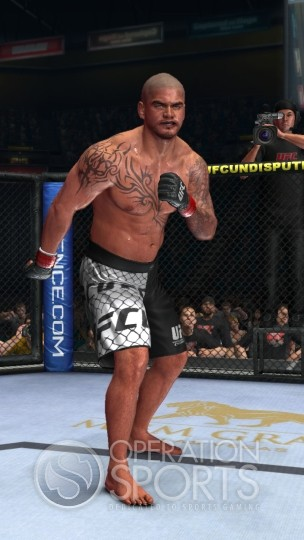 UFC Undisputed 2010 Screenshot #41 for Xbox 360