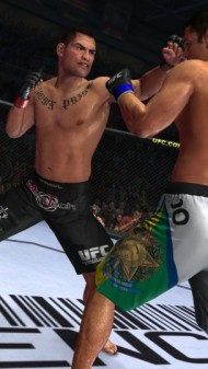 UFC Undisputed 2010 screenshot #55 for Xbox 360 - Click to view