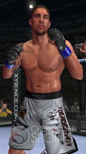 UFC Undisputed 2010 Screenshot #59 for Xbox 360