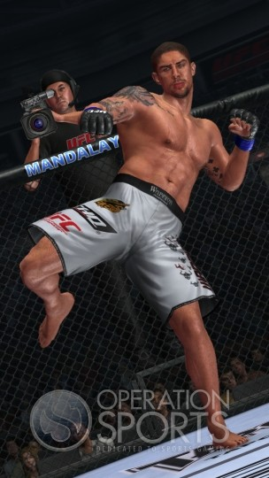 UFC Undisputed 2010 Screenshot #60 for Xbox 360