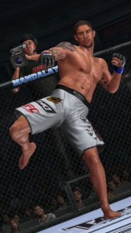 UFC Undisputed 2010 screenshot #60 for Xbox 360 - Click to view