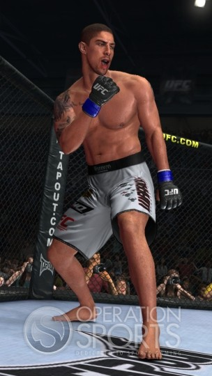 UFC Undisputed 2010 Screenshot #62 for Xbox 360