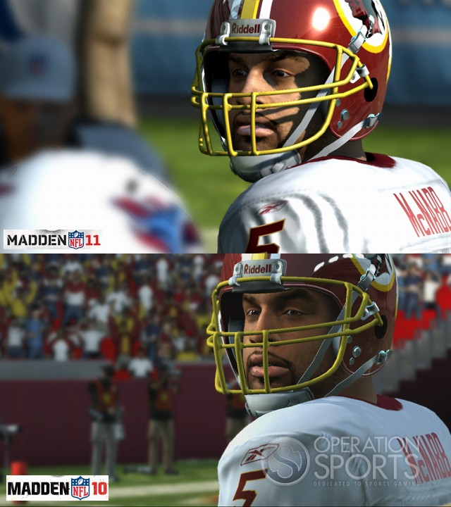 Madden NFL 11 Screenshot #6 for Xbox 360