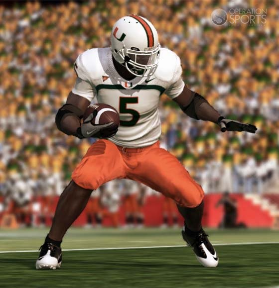 NCAA Football 11 Screenshot #4 for Xbox 360