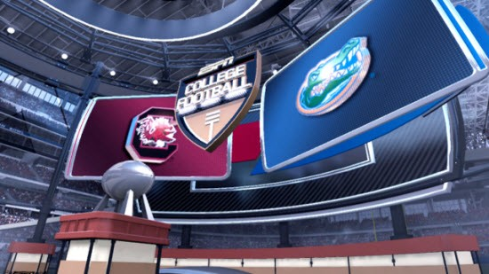 NCAA Football 11 Screenshot #8 for Xbox 360