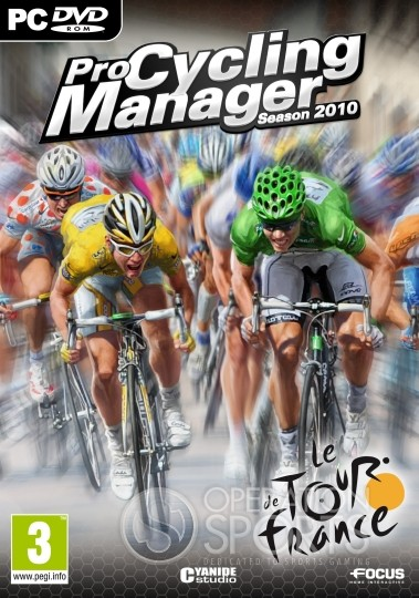 Pro Cycling Manager/Tour de France 2010 Screenshot #1 for PC