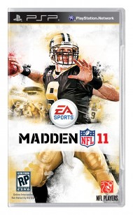 Madden NFL 11 screenshot #1 for PSP - Click to view