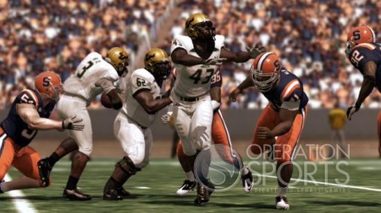 NCAA Football 11 Screenshot #20 for Xbox 360