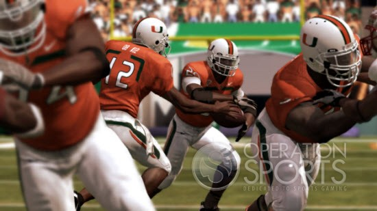 NCAA Football 11 Screenshot #22 for Xbox 360