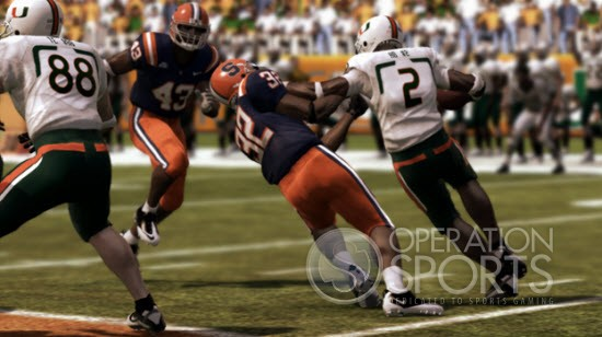NCAA Football 11 Screenshot #23 for Xbox 360