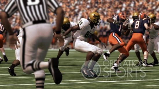 NCAA Football 11 Screenshot #24 for Xbox 360