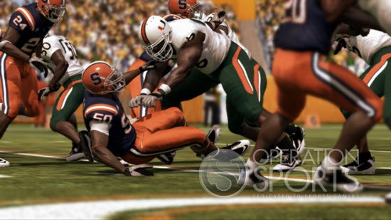 NCAA Football 11 Screenshot #25 for Xbox 360