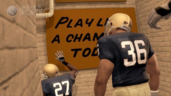 NCAA Football 11 Screenshot #27 for Xbox 360