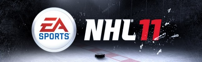 NHL 11 Screenshot #1 for Xbox 360