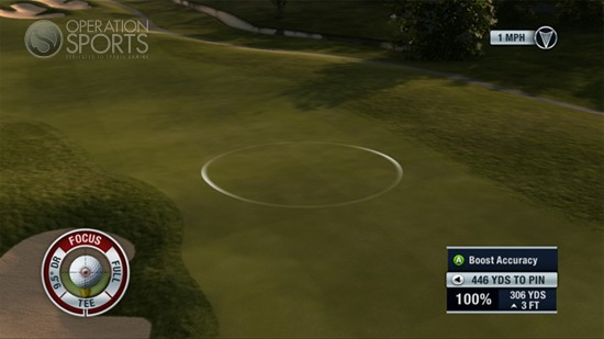 Tiger Woods PGA TOUR 11 Screenshot #32 for Xbox 360
