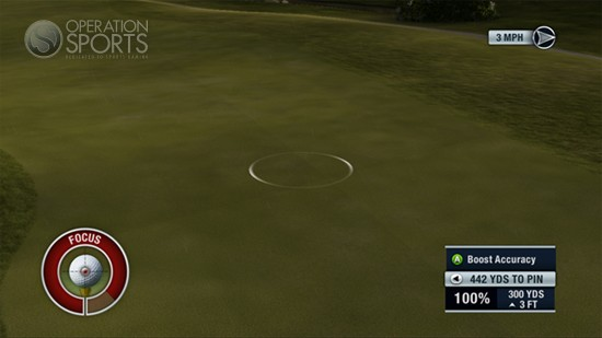 Tiger Woods PGA TOUR 11 Screenshot #33 for Xbox 360
