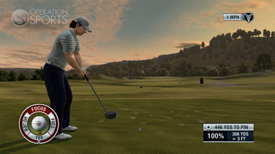 Tiger Woods PGA TOUR 11 Screenshot #34 for Xbox 360