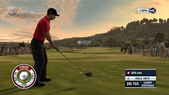 Tiger Woods PGA TOUR 11 Screenshot #35 for Xbox 360