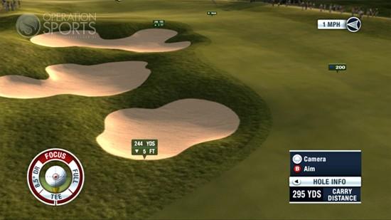 Tiger Woods PGA TOUR 11 Screenshot #36 for Xbox 360
