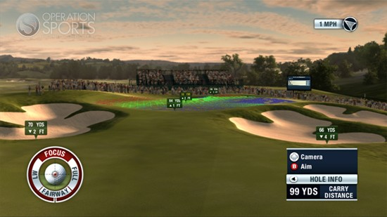 Tiger Woods PGA TOUR 11 Screenshot #37 for Xbox 360
