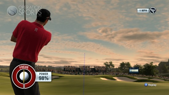Tiger Woods PGA TOUR 11 Screenshot #38 for Xbox 360