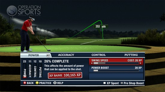 Tiger Woods PGA TOUR 11 Screenshot #40 for Xbox 360