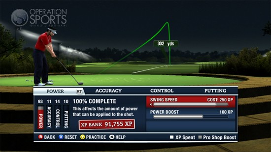 Tiger Woods PGA TOUR 11 Screenshot #41 for Xbox 360