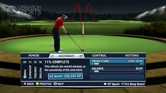 Tiger Woods PGA TOUR 11 Screenshot #42 for Xbox 360