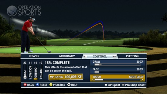 Tiger Woods PGA TOUR 11 Screenshot #43 for Xbox 360