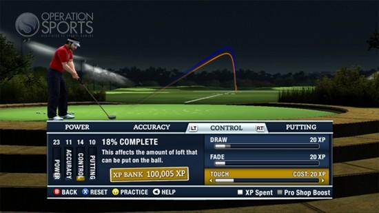 Tiger Woods PGA TOUR 11 Screenshot #43 for Xbox 360