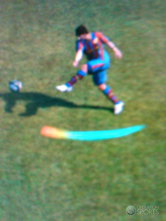 Pro Evolution Soccer 2011 Screenshot #8 for Xbox 360