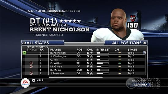 NCAA Football 11 Screenshot #37 for PS3