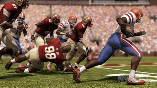 NCAA Football 11 Screenshot #38 for PS3