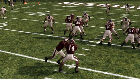 NCAA Football 11 Screenshot #69 for Xbox 360