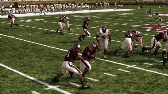 NCAA Football 11 Screenshot #70 for Xbox 360
