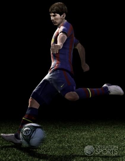 Pro Evolution Soccer 2011 Screenshot #12 for Xbox 360
