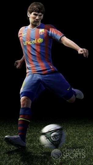 Pro Evolution Soccer 2011 Screenshot #13 for Xbox 360