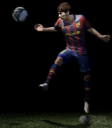Pro Evolution Soccer 2011 Screenshot #16 for Xbox 360