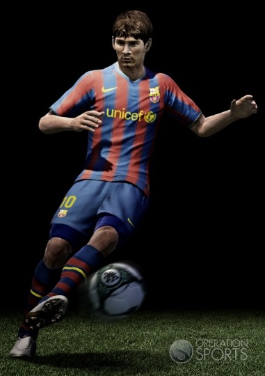 Pro Evolution Soccer 2011 Screenshot #17 for Xbox 360