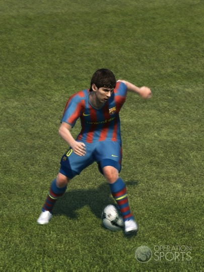 Pro Evolution Soccer 2011 Screenshot #25 for Xbox 360