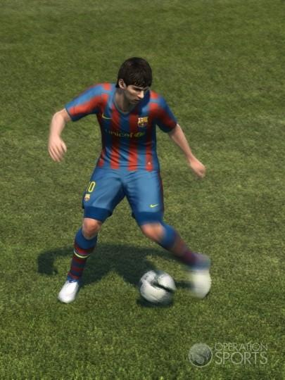 Pro Evolution Soccer 2011 Screenshot #26 for Xbox 360