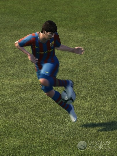 Pro Evolution Soccer 2011 Screenshot #27 for Xbox 360